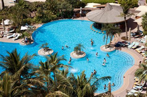 the lap pool at the jumeirah beach hotel oyster com jumeirah beach hotel 5 dubai uae