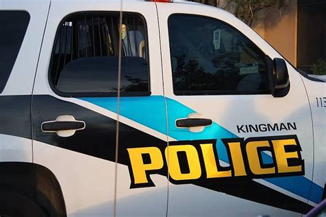 kingman police department pedestrian dies after being hit by tractor trailer in