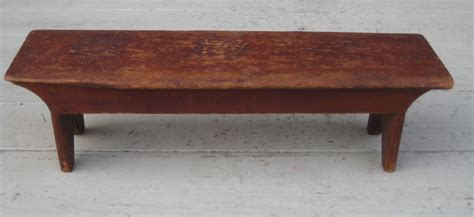www bench com small red bench