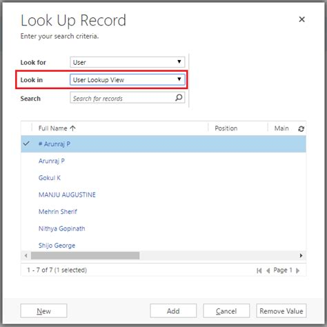 How Do You Look Up Records Assigning Records To Users In Teams Microsoft Dynamics