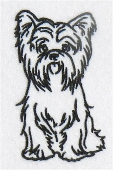 yorkshire terrier tattoo designs terrier yorkie and embroidery on