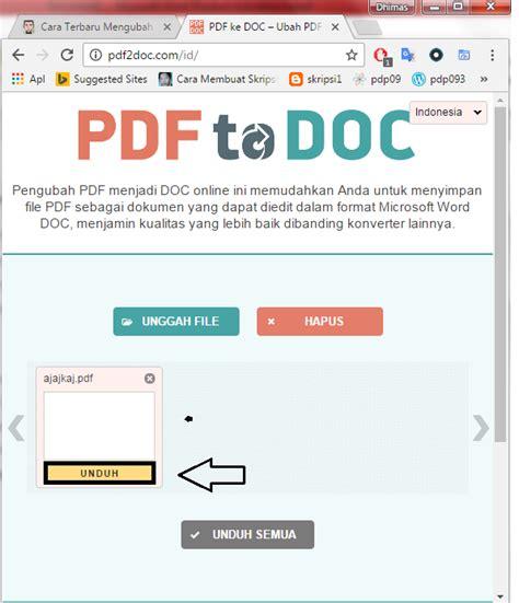 convert pdf to word file besar cara cepat converter file pdf to word mas dimas the