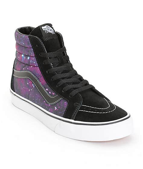 vans sk8 hi cosmic skate shoes