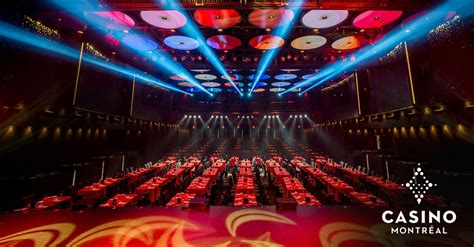 montreal casino shows