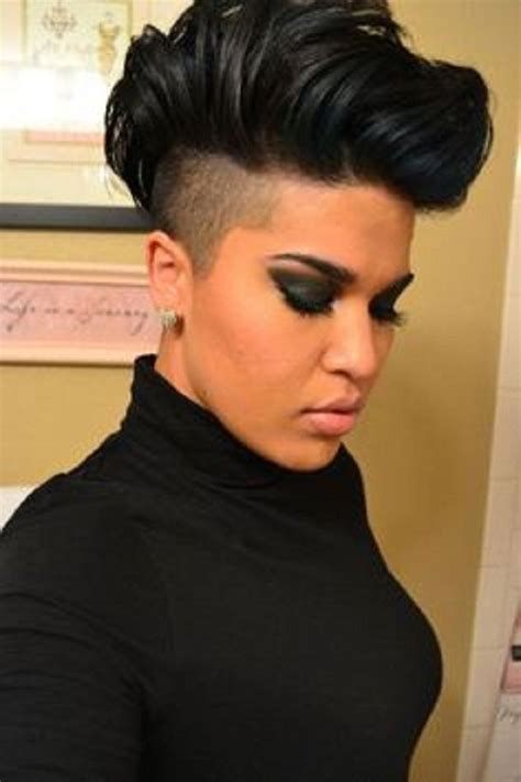 pixie mohawk 2014 442 best images about hair stoof on pinterest pixie