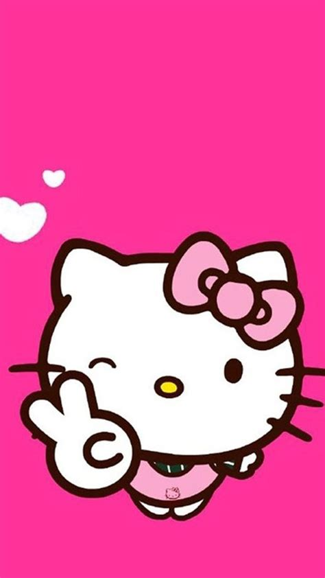 theme hello kitty cho iphone 5 hello kitty wallpaper for iphone 72 images