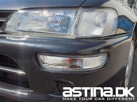 2104 Toyota Corolla Toyota Corolla E10 Frontblink Hb 92 95 Astina Dk Make
