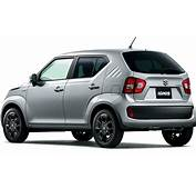 New Suzuki Ignis Photo Image Picture