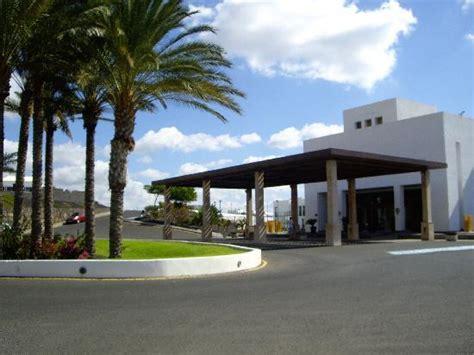 entrada hotel entrada hotel fotograf 237 a de hesperia lanzarote puerto