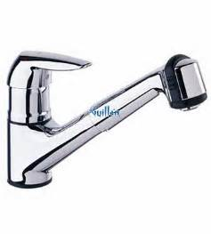 grohe eurodisc kitchen faucet grohe 33330000 eurodisc low profile pull out with dual