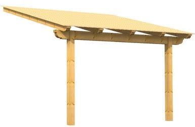 come montare una tettoia in legno costruire una veranda in legno excellent veranda sul mare