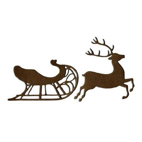 reindeer cutouts search results calendar 2015 search results for sleigh template calendar 2015
