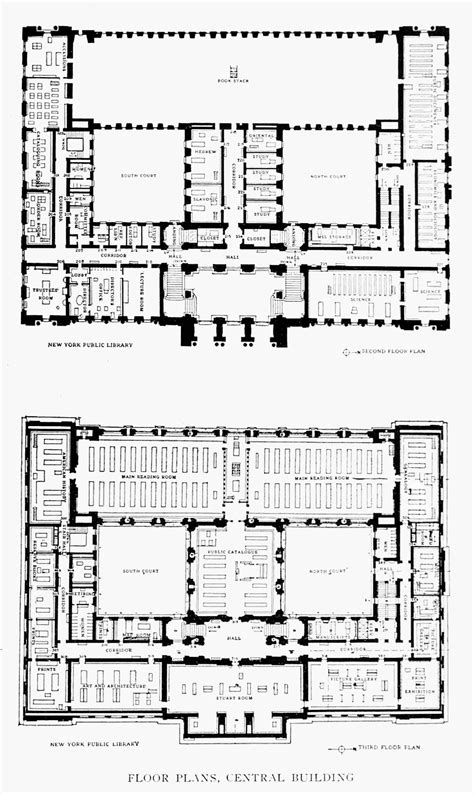 new york public library floor plan 1456704 exeter l kahn jpg 1389 215 2000 library plans
