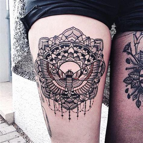 front thigh tattoos 150 thigh tattoos for mind blowing pictures