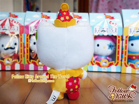 Boneka Hello Tales Set Of 7 Limited Official Mcdonald unboxing hello circus of limited set from hong kong mcdonald s follow kittyfollow