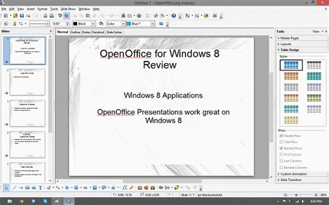 Office For Windows by Version Of Openoffice For Windows 10 8 1