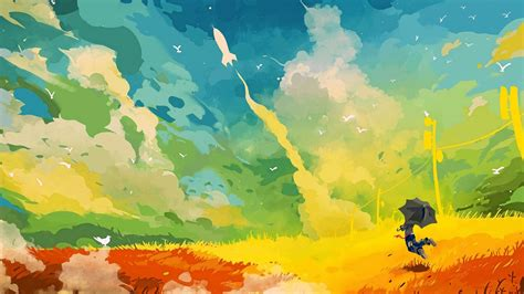 Paint Wallpaper By Amdpastrana On Deviantart