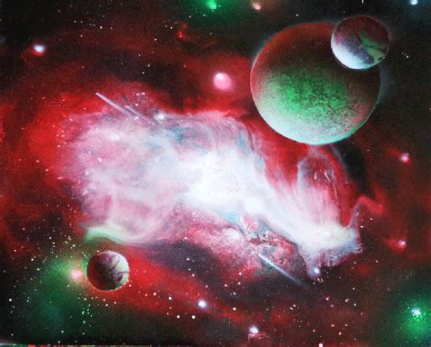 spray paint galaxy galaxy spray paint secrets colour in your