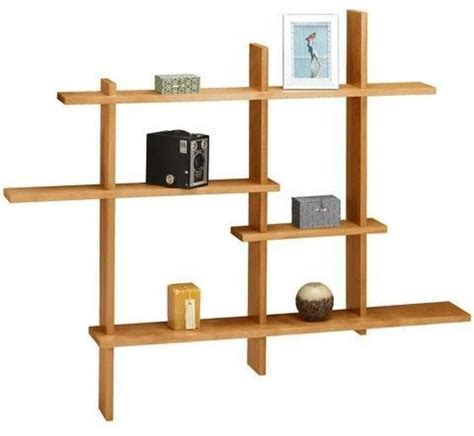 standard contemporary display shelf modern display and wall shelves