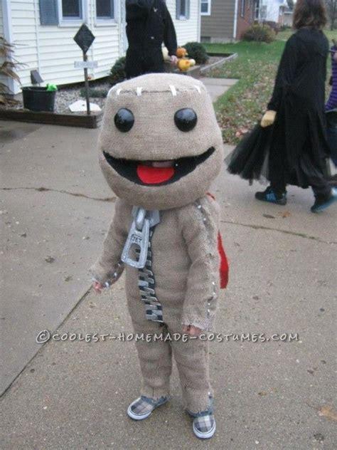 awesome  big planets sackboy halloween costume