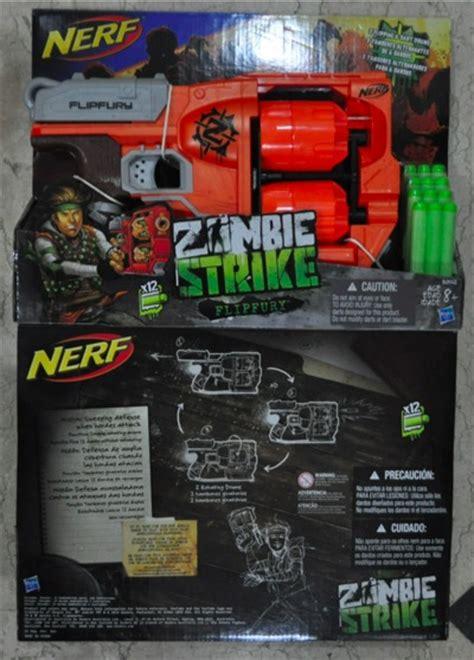 Nerf Barrel Nerf Aksesoris jual nerf strike flipfury toysgraphy