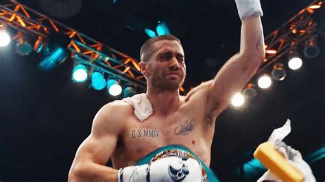 back tattoo billy hope billy hope southpaw rise youtube