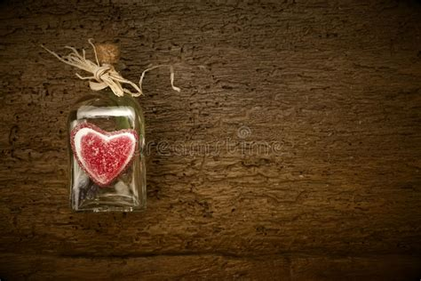 valentines day card template rustic valentines day card rustic background stock image image