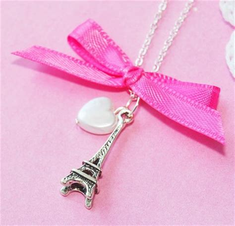 girly jewelry wallpaper j adore paris pink necklace by asianbunni on deviantart