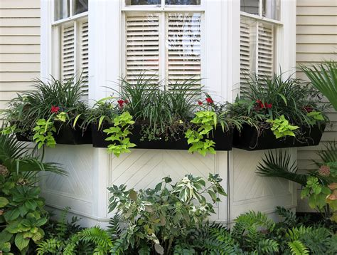 bay window flower boxes bay window window boxes charleston sc spencer means