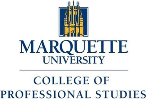 thames college of professional studies marquette university college of professional studies