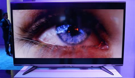 Tv Sharp Pro ces 2014 sharp comes out with hd 4k glasses free 3d 8k tvs