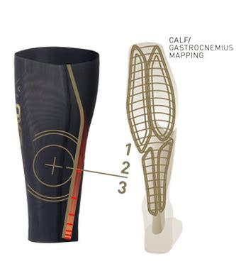 2xu Calf Betis Sleeve Compression Leg Warmer Black S 2xu unisex elite mcs compression calf guard black nero key power sports malaysia