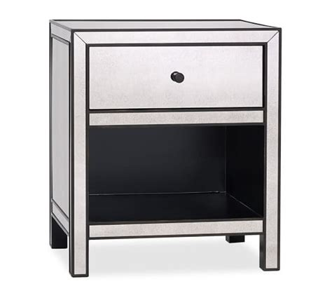 pottery barn bedside ls marnie mirrored bedside pottery barn