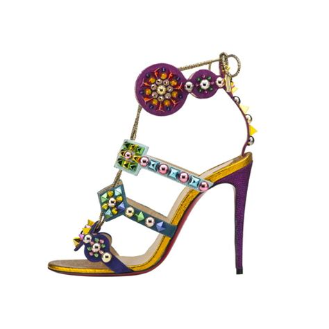 Sepatu Christian Louboutin Ros ini dia sepatu hasil eksplorasi christian loubutin