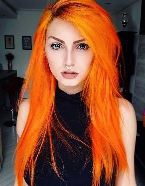 hairstyles to do with dyed hair neon hair dye tumblr