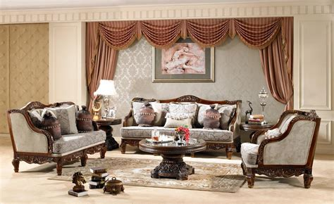 Luxurious Traditional Style Formal Living Room Set Hd 912 Formal Living Room Furniture Sets