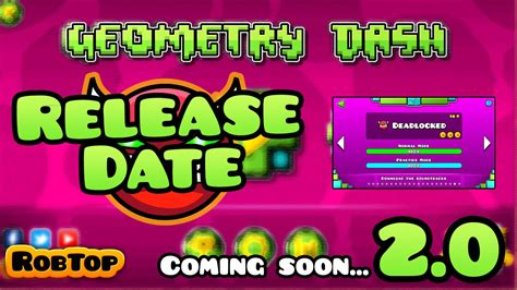 geometry dash full version to play geometry dash 2 0 apk geometry dash 2 0