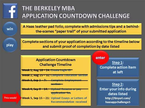 Mba Application Berkeley by Calling Haas Berkeley Applicants 2015 Intake Class Of