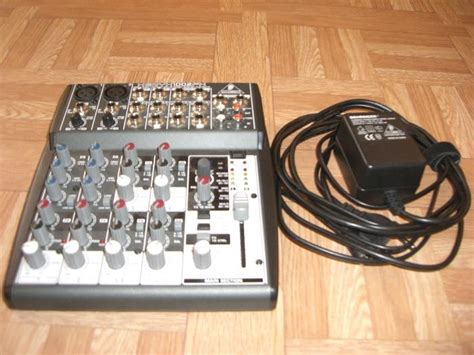Mixer Behringer Xenyx 1002fx behringer xenyx 1002fx image 238481 audiofanzine
