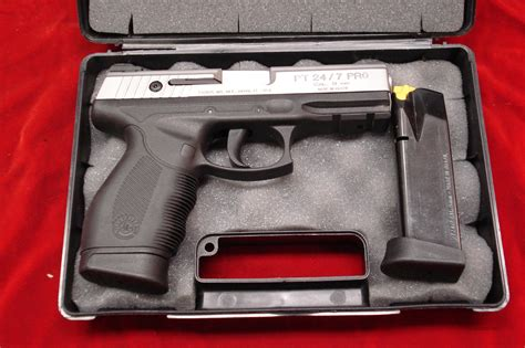 Dvd Box 9mm Gtpro taurus pt24 7 pro 9mm stainless used for sale