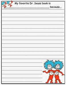 Editable Letterhead Template Business Theme 2 Scrap N Teach Dr Seuss Writing Papers Free