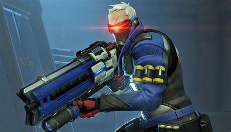 Keychain Soldier 76 Overwatch overwatch soldier 76 minecraft skin