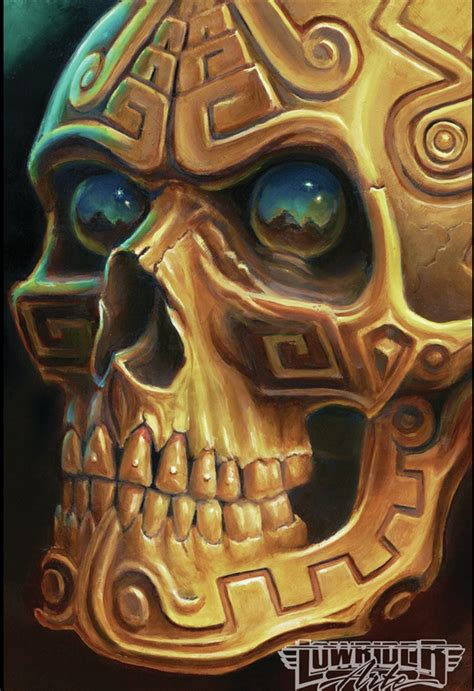 imagenes de calaveras aztecas skulls skull more skulls pinterest chicano