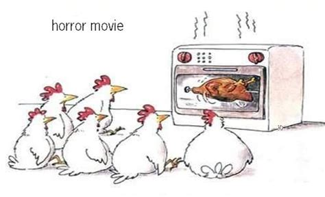 Urban Soup Kitchen - the chicken diaries tuesday cartoon