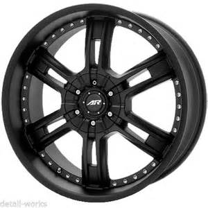 Black Gm Truck Wheels Gmc Yukon Denali Chevy Tahoe Gm Silverado 1500 Truck Black