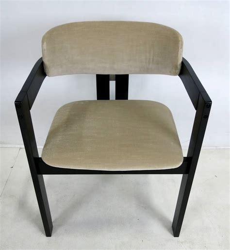 Italian Modern Dining Chairs Six Italian Modern Dining Chairs At 1stdibs