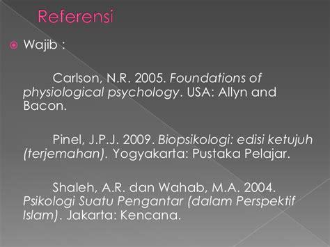 Biopsikologi Edisi Ketujuh 1 pengantar kuliah psikologi faal