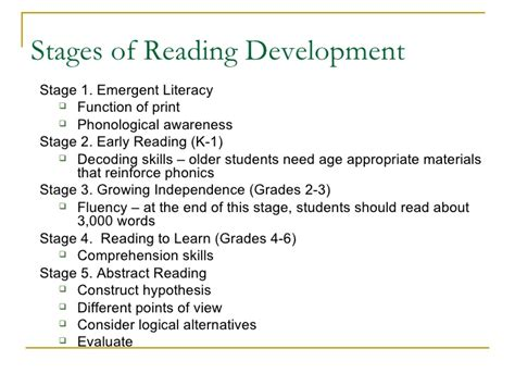 read stage introduction to literacy difficulties chapter 1