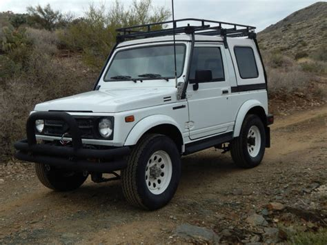 how to learn about cars 1994 suzuki samurai regenerative braking 1994 suzuki samurai jl 4x4 low miles w many custom