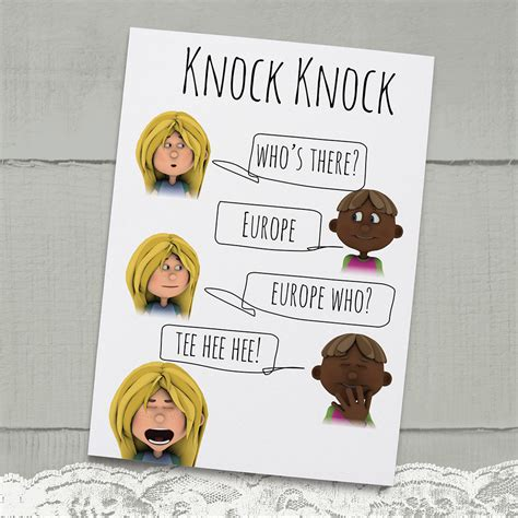printable children s knock knock jokes knock knock joke europe who greeting card for kids instant